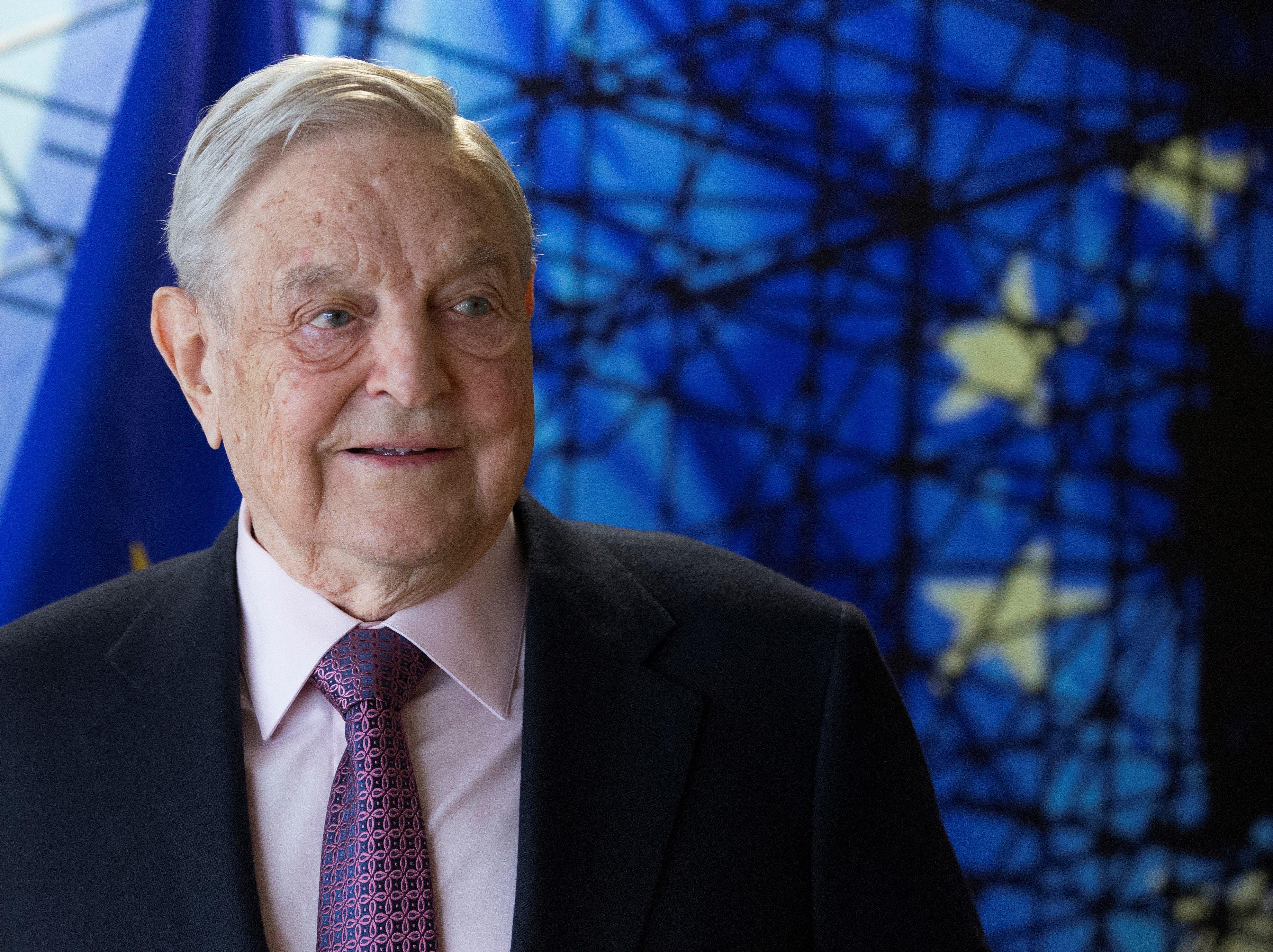 Star-Investor George Soros warnt vor dem Ende der EU – er sieht nur einen