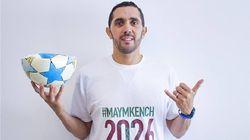 Maymkench2026: Une femme donne son souffle au défi de Saad
