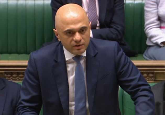 Sajid Javid Says Home Office Staff Lacked 'Common Sense' On Windrush