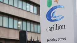 Carillion Collapse Will Cost Taxpayers 'At Least
