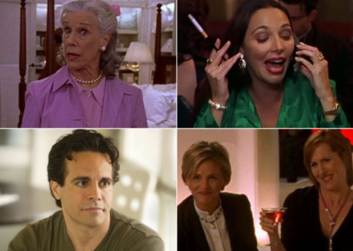 The Minor 'Sex And The City' Characters We Wish We'd Seen More