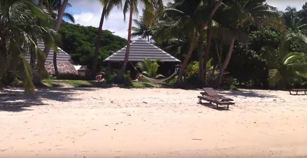 The show moved toNadi Island for series