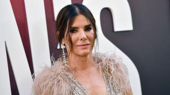US actress Sandra Bullock arrives for the world premiere of Ocean's 8 on June 5, 2018 in New York. - Ocean's 8 will be released nationwide on June 8, 2018. (Photo by ANGELA WEISS / AFP)        (Photo credit should read ANGELA WEISS/AFP/Getty Images)