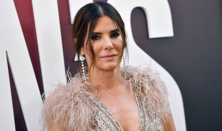 "Sandra Bullock at the premiere of ""Ocean's 8"" on June 5 in New York City. In a new USA Today interview"