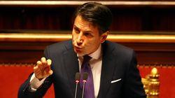 Τζουζέπε Κόντε: Θα διαπραγματευτούμε σταδιακή μείωση του ιταλικού