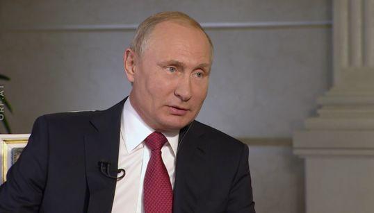Wie perfide Putin das ORF-Interview für seine Propaganda