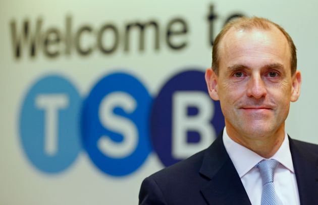 TSB chief executive Paul Pester has been criticised by MP's after 1,300 of the banks customers were hit...