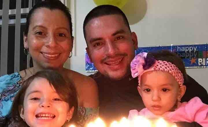 Pablo Villavicencio, 35, was granted an emergency stay by a federal judge on Saturday after being detained while deliver