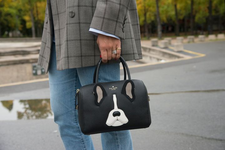Quirky bags like this one seem designed to summon a smile.