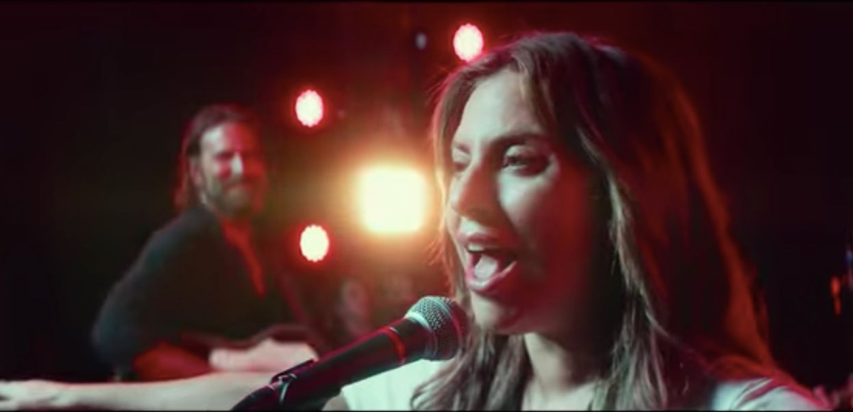 Lady Gaga, Bradley Cooper Croon And Cozy Up In 'A Star Is Born' Trailer