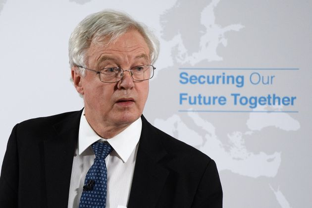 David Davis 'Could Quit Cabinet' If May Refuses To Specify Time-Limit On EU Customs