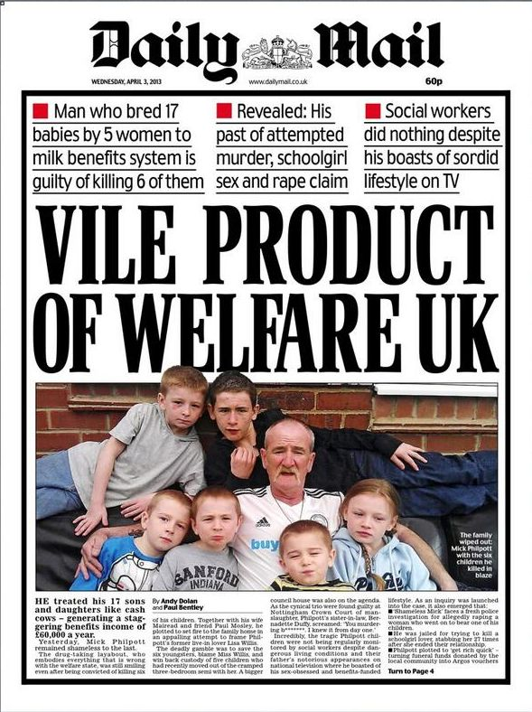 15 Daily Mail Front Pages That Perfectly Illustrate The Paul Dacre