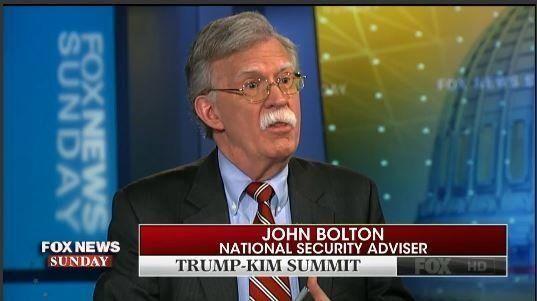 볼턴이 북미회담 깨려고 일부러 북한을 자극했다는 증언이