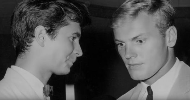 J.J. 에이브람스와 재커리 퀸토가 안소니 퍼킨스와 탭 헌터의 로맨스를 영화로