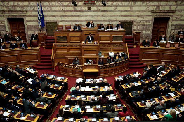 Τη Δευτέρα κατατίθεται στη Βουλή το νομοσχέδιο για τον