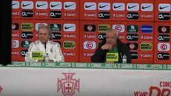 Algérie-Portugal: les joueurs sont