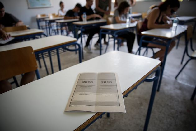 Πρεμιέρα για τις πανελλαδικές εξετάσεις από τα ΕΠΑΛ. Το μήνυμα του Αλέξη Τσίπρα στους