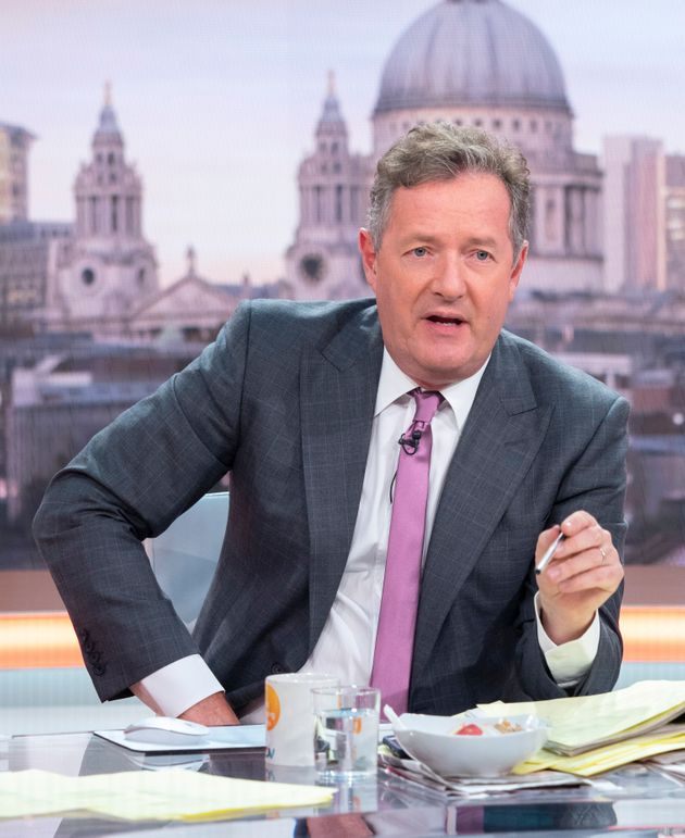 Lily Allen's 'Good Morning Britain' Interview 'Cancelled' Over Piers Morgan