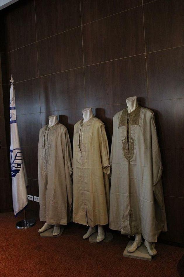 Voici les habits traditionnels qui seront portés par la sélection tunisienne lors de la Coupe du Monde...