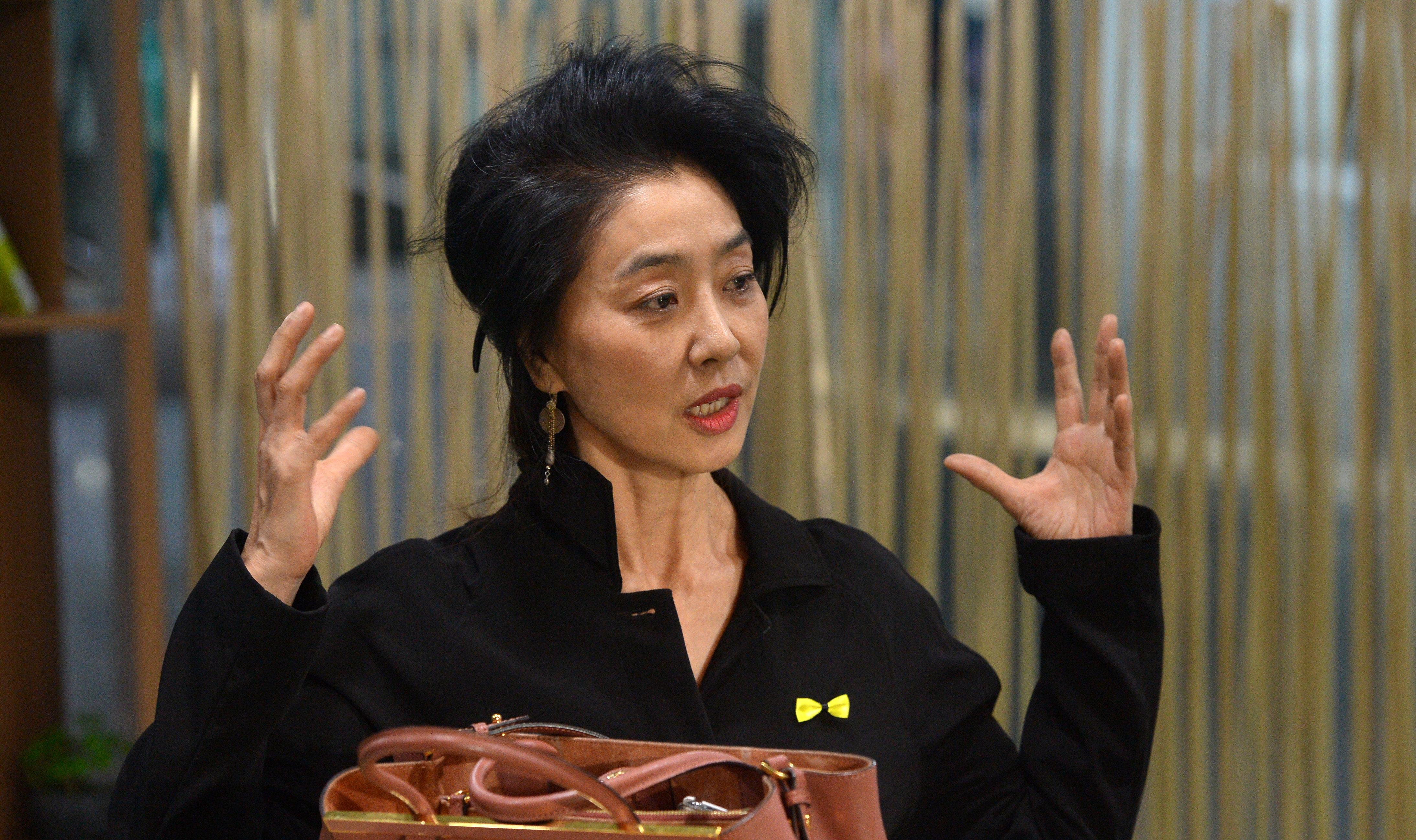"""""""이재명과 15개월 만났다""""는 김부선의 육성 증언이 공개됐다"""