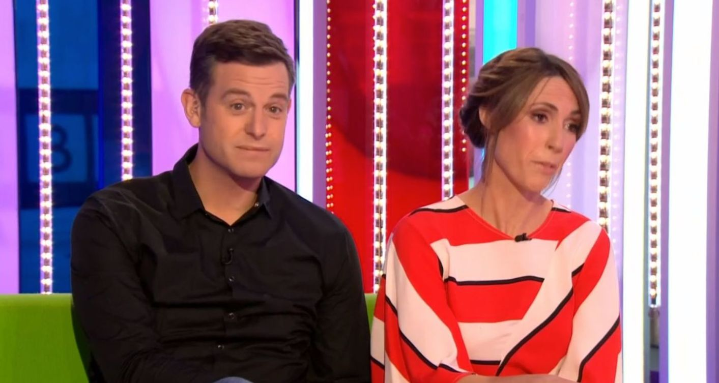 Alex Jones And Matt Baker Grilled About 'The One Show' Gender Pay Gap Live On