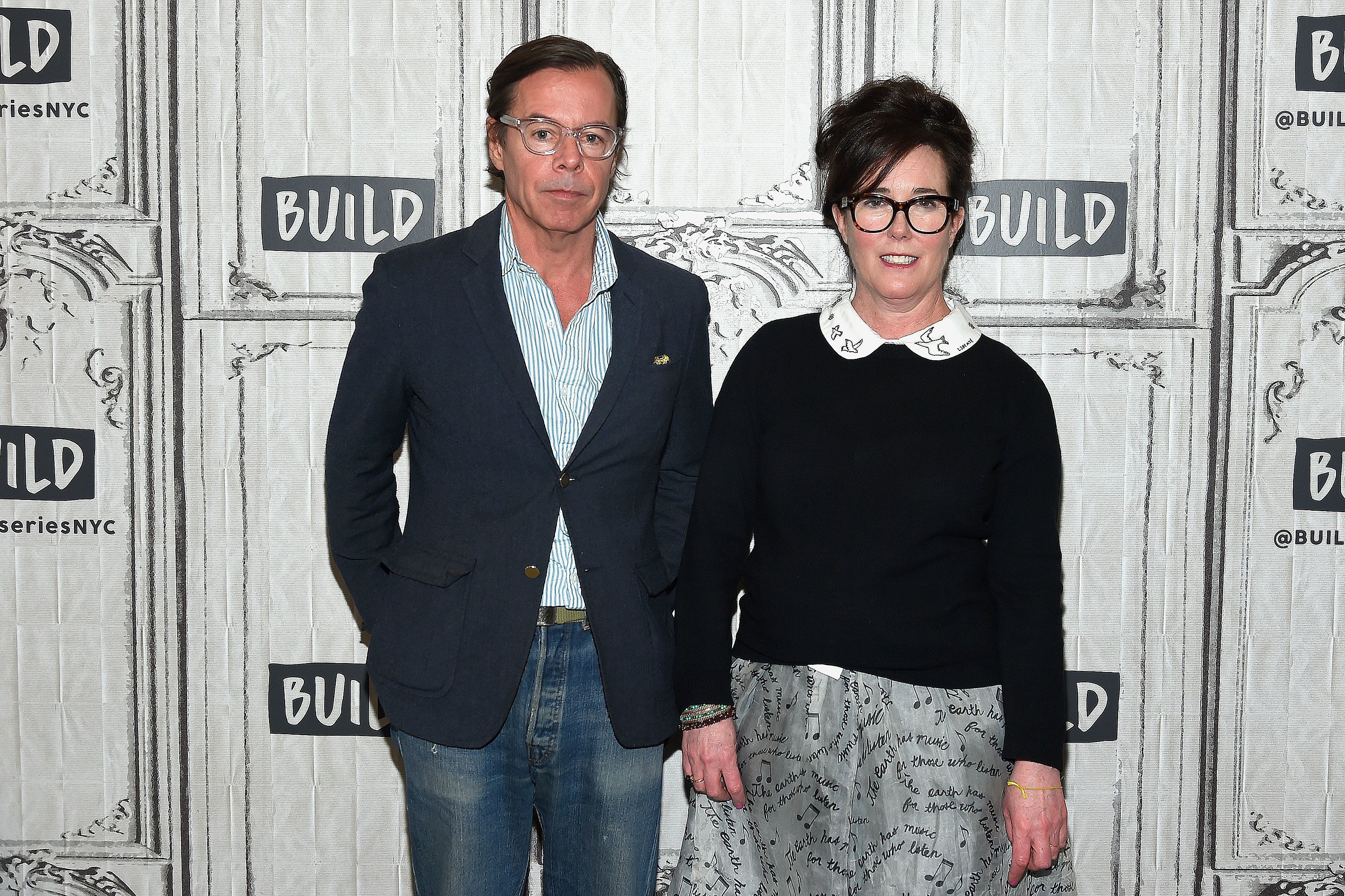Kate Spade's Husband Says Her Death Was A 'Complete