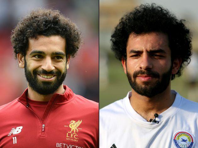 Portrait craché de Mohamed Salah, un footballeur sort de l'anonymat à