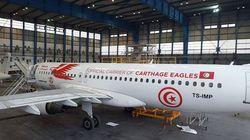 Coupe du monde 2018: Voici l'avion qui transportera la sélection tunisienne en