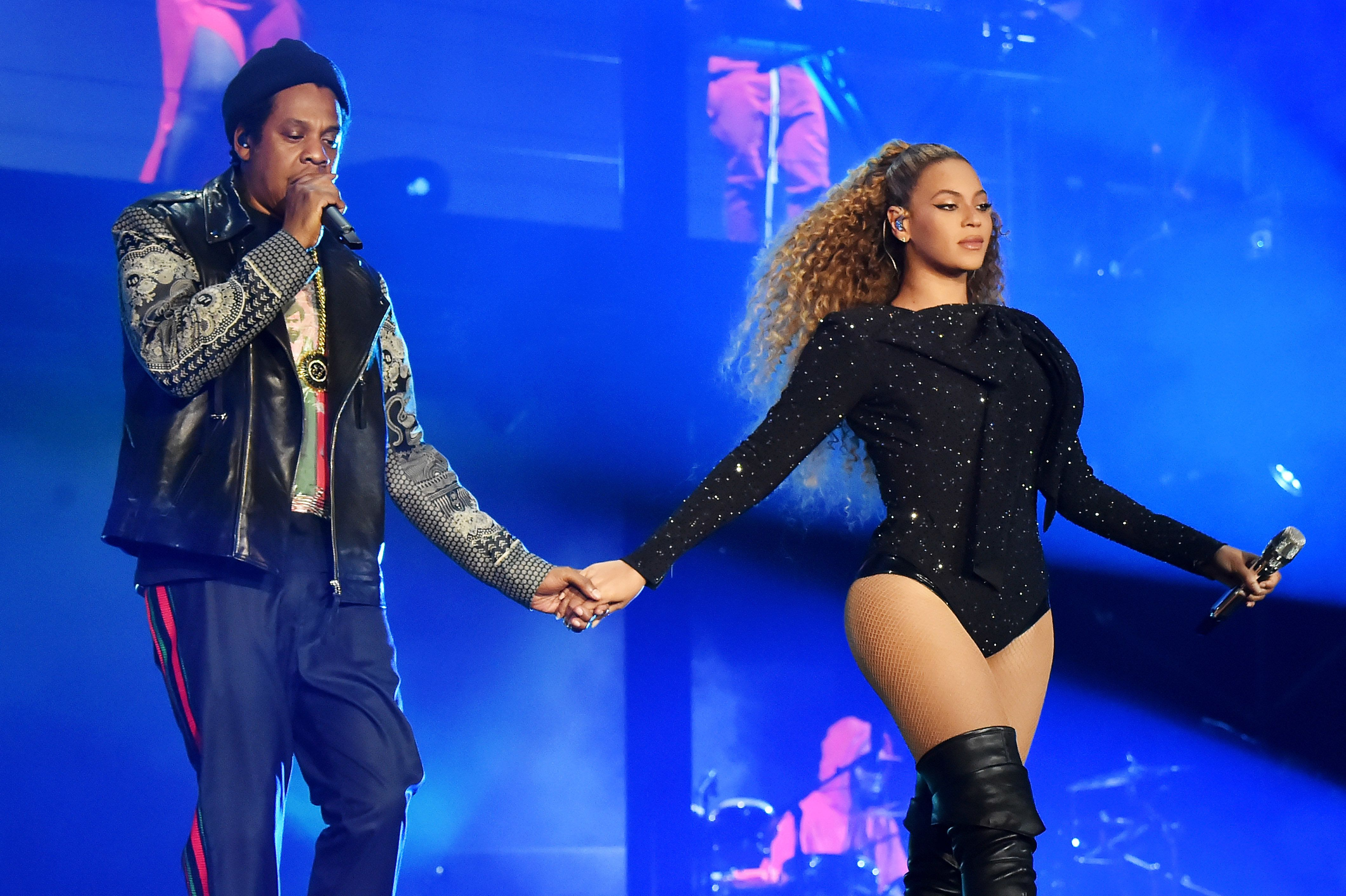 Beyoncé And Jay-Z's On The Run II Tour Looks Completely