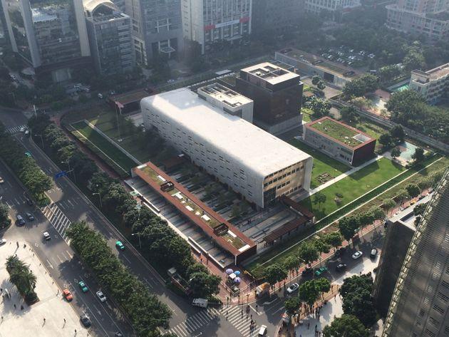 Das US-Konsulat im chinesischen Guangzhou wird aktuell von mysteriösen Krankheitsfällen