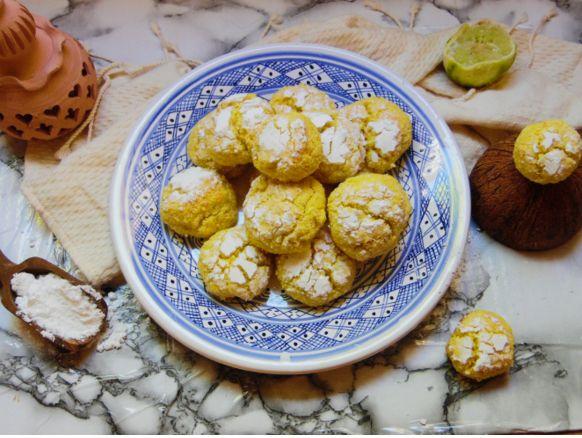 La Ghriba marocaine aux noix de coco: Une recette à