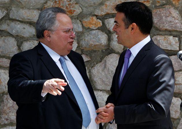 Ενημέρωση για το Σκοπιανό ζητά η ΝΔ. «Δεν είναι καθήκον μας», απαντά το