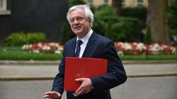 David Davis Steps Back From Resignation Following Row Over Theresa May's Brexit Plan