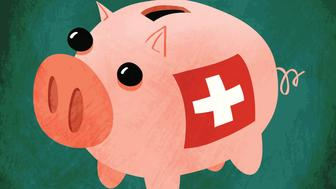 Don't worry. I deposited the money in my swiss bank. Everyone knows swiss banks are the safest place to store your money.