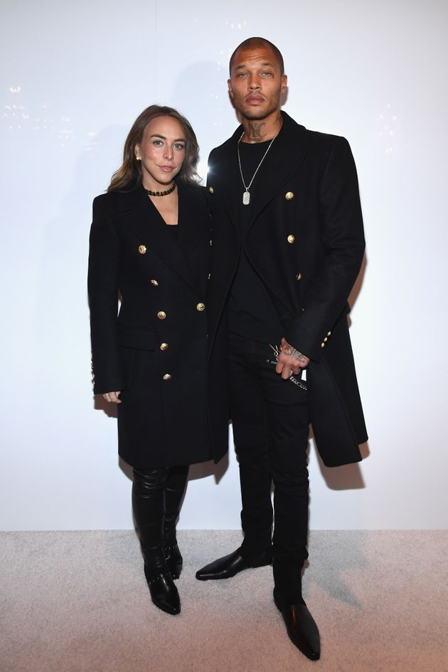 Chloe Green and Jeremy Meeks are new