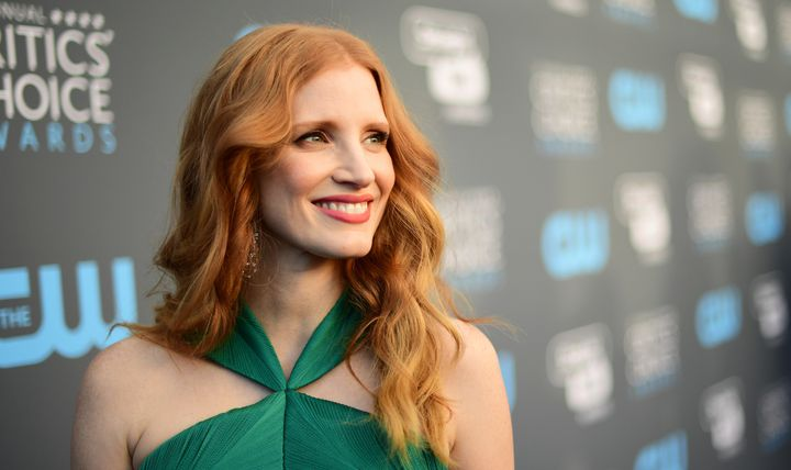 Jessica Chastain attends the 23rd Annual Critics' Choice Awards on Jan. 11, 2018, in Santa Monica, California.