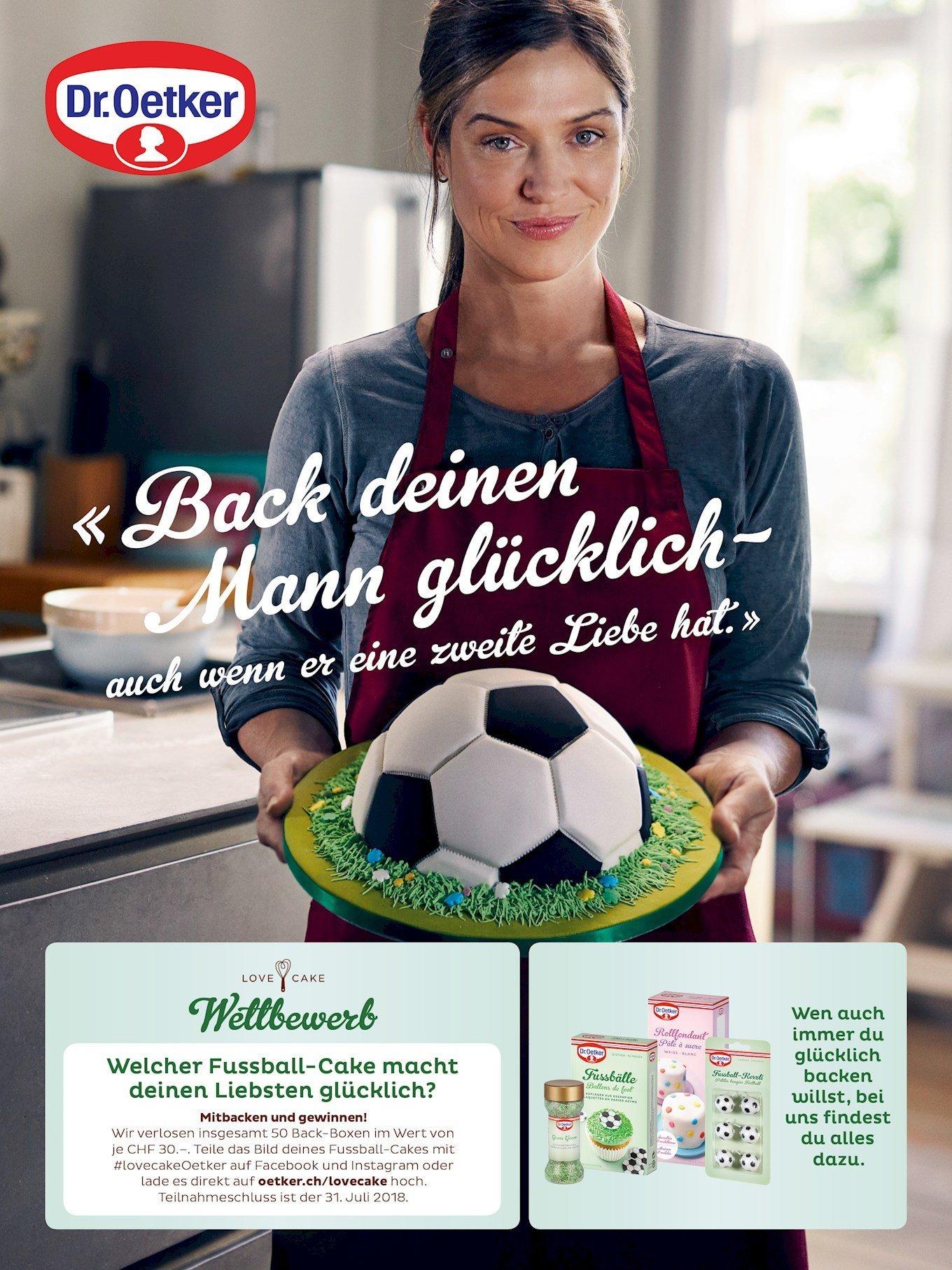 Die neue Dr.-Oetker-Werbung zeigt, wie rückständig unser Frauenbild