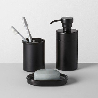 "$10 to $13, get it <a href=""https://www.target.com/p/bath-accessories-collection-black-made-by-design-153/-/A-53546172"" targe"