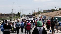Αντιδράσεις για το «πάγωμα» της συμφωνίας επανεισδοχής από την Τουρκία