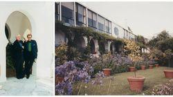 À Tanger, la Villa Mabrouka de Yves Saint Laurent a trouvé