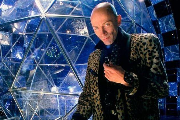 The maze gives a nod to original Maze Master, Richard