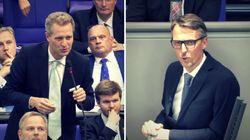 Bamf-Debatte: SPD-Mann watscht Weidel ab – bei Zwischenfrage eines AfD-Mannes wird er noch
