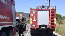 Υπό μερικό έλεγχο πυρκαγιά στο Άγιον