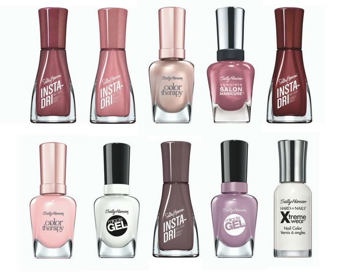 40 Of The Most Popular Nail Polish Colors You Can Buy