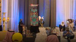 Arabie saoudite: Des drones remplacent les mannequins dans un défilé de mode