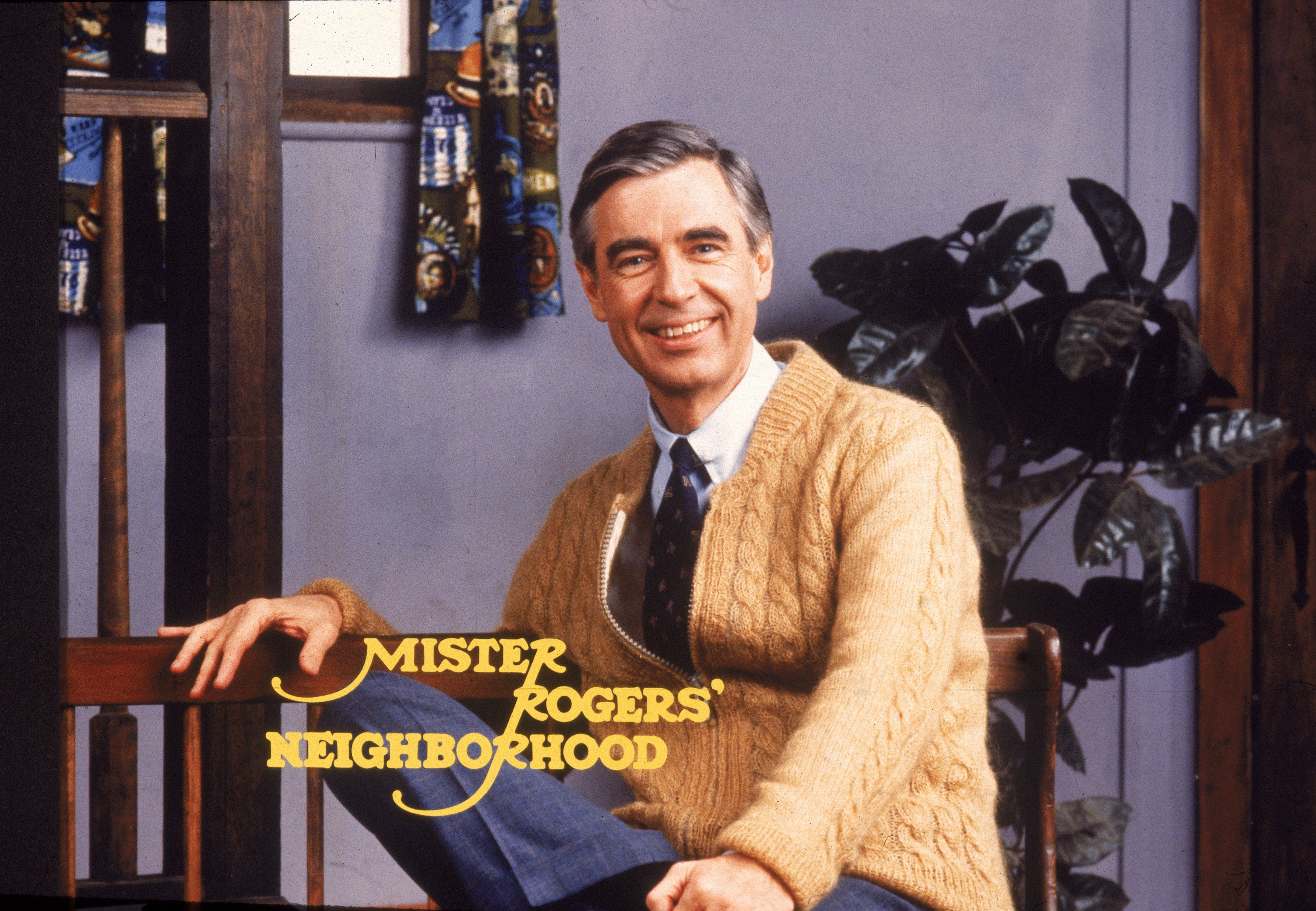 "Fred Rogers became a TV icon and host of ""Mister Rogers' Neighborhood."""