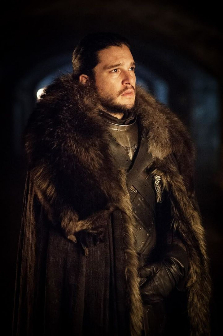 The King in the North.