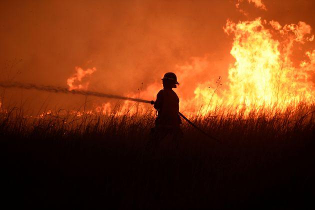 ΗΠΑ: Μεγάλη πυρκαγιά στο Κολοράντο, διατάχθηκαν εκκενώσεις