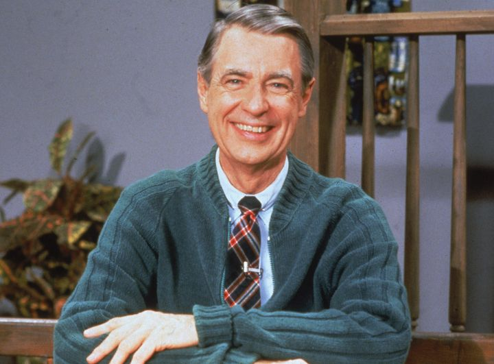 "Fred Rogers' show ""Mister Rogers' Neighborhood"" ran for 31 seasons."