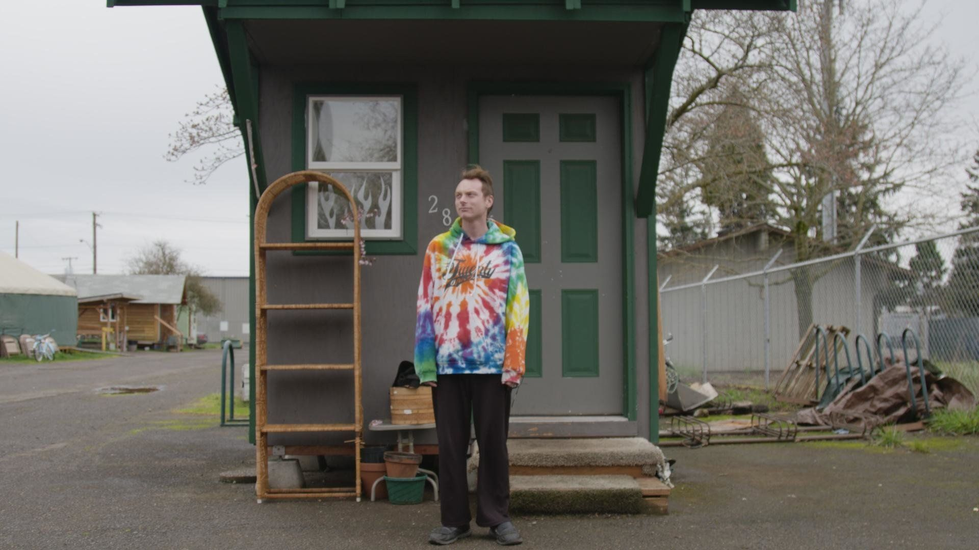 This Tiny Home Community In Oregon Is Bringing Shelter And Hope To The Homeless